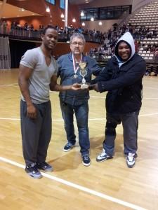 1e prijs volley poule A Alivio Delft