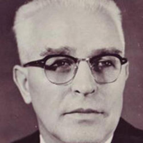 Reuben R. Figuhr | Zomi SDA