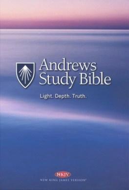 """""""Escudo"""" da Bíblia de Estudo Andrews representa janela ou portal invertido do Olho Maçônico que tudo vê"""