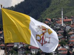 Sarajevo spremno za dolazak pape