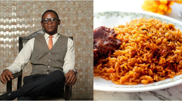Sabbath Jollof with Pastor Jackson