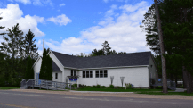 Church serving as school