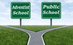 The choice between schools