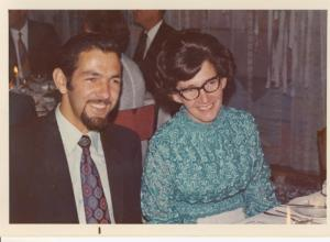 Sedaven matric banquet 1972