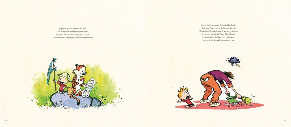 Calvin And Hobbes Wallpaper Quotes The Complete Calvin And Hobbes Box Set Review Adventure