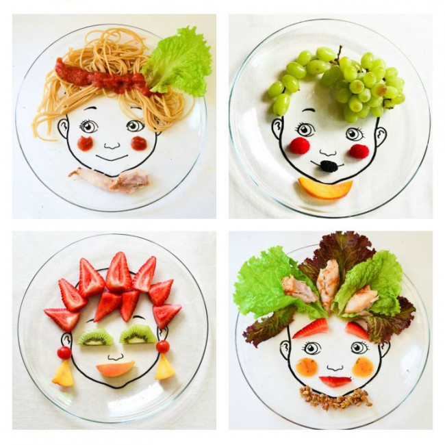 food design for fussy eater kids