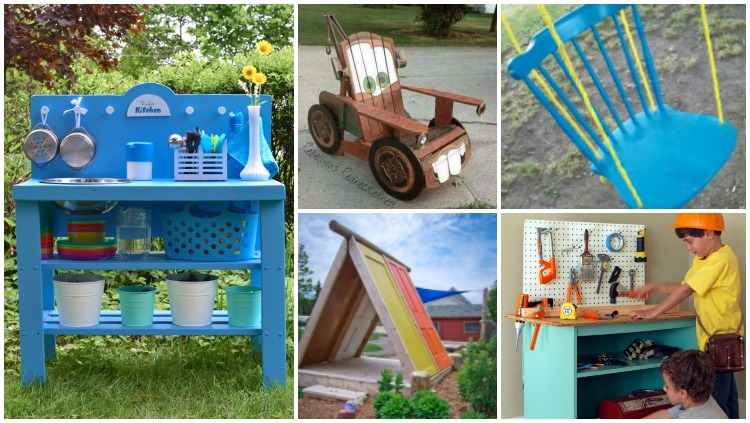 DIY Toys for Kids from Recyclable Materials  Adventure in
