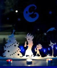 Silhouette Advent Calendar: 24 Printable Designs to Cut