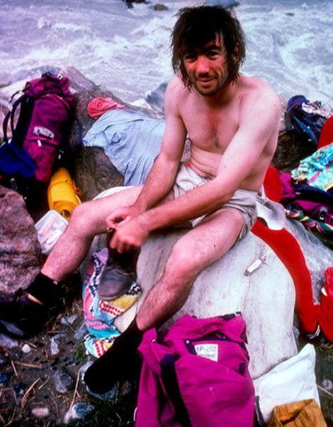Climber and Author Peter Boardman  Adventure Journal
