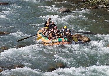 Brahamputra River Rafting