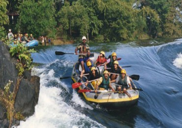 Alaknanda Rafting Expedition