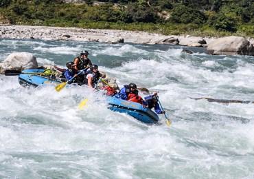 Bhagirathi Rafting Expedition
