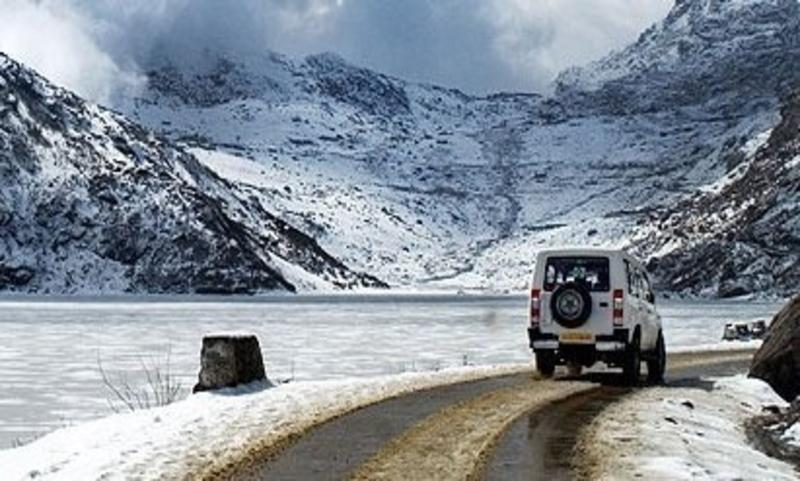 Himalayan Jeep Safari Tour