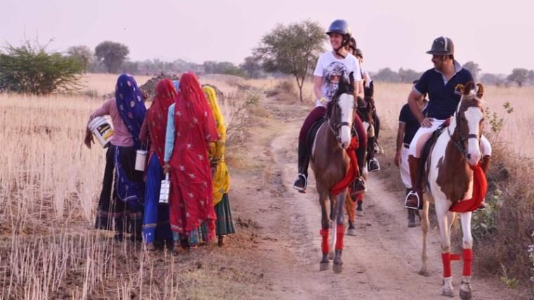Jungle Trails Horse Ride