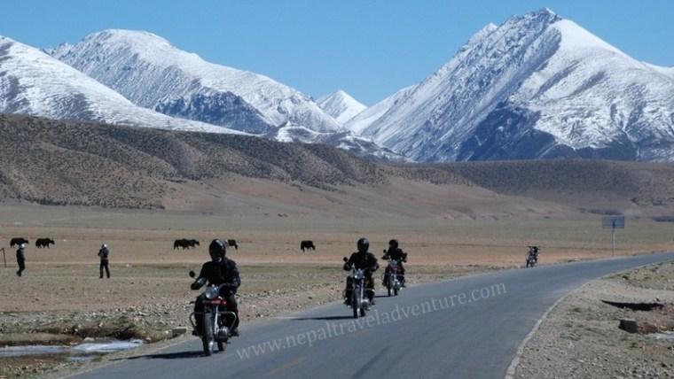 Little Tibet Motor Bike Tour