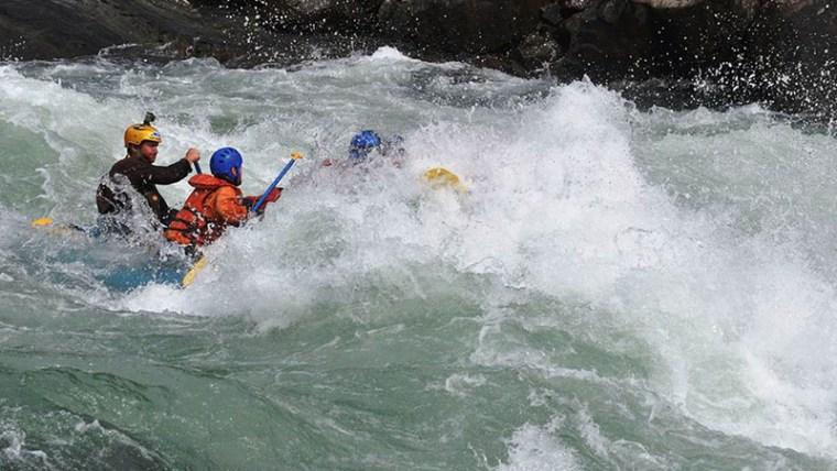 Arun White Water Rafting and Kayaking Expedition