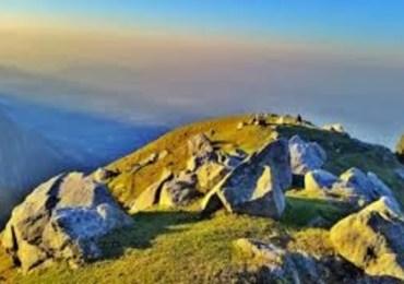 Triund Hill Top Trek, Dharamsala