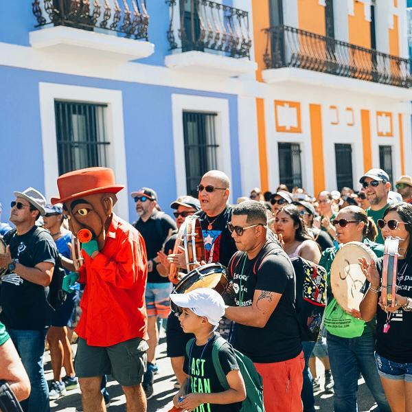 fiestas de la calle festivals puerto rico