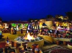 Dubai Food: Al Hadheerah at Bab Al Shams