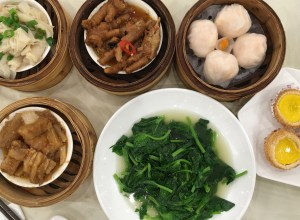 Hong Kong Food: Dim Sum Square