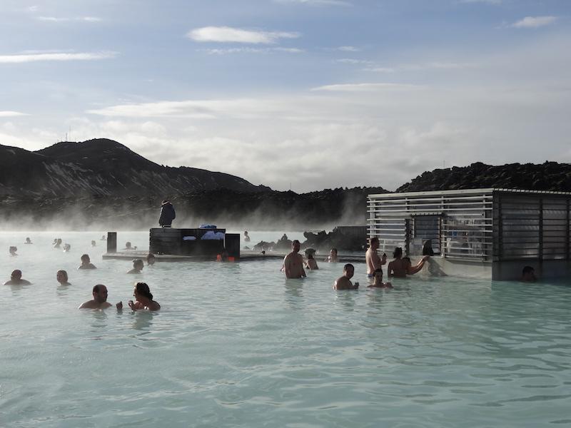 24 Hours in Reykjavik Blue Lagoon