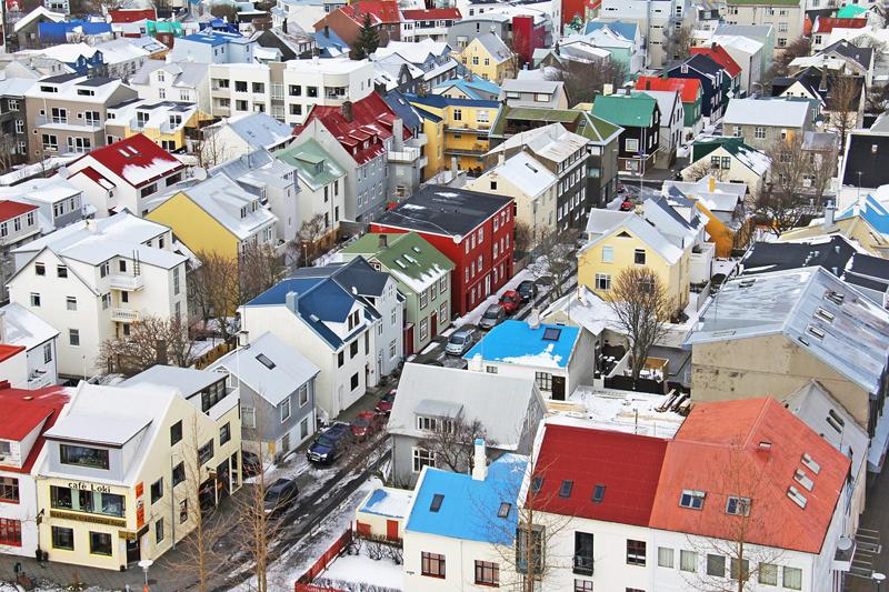 Reykjavik Homes