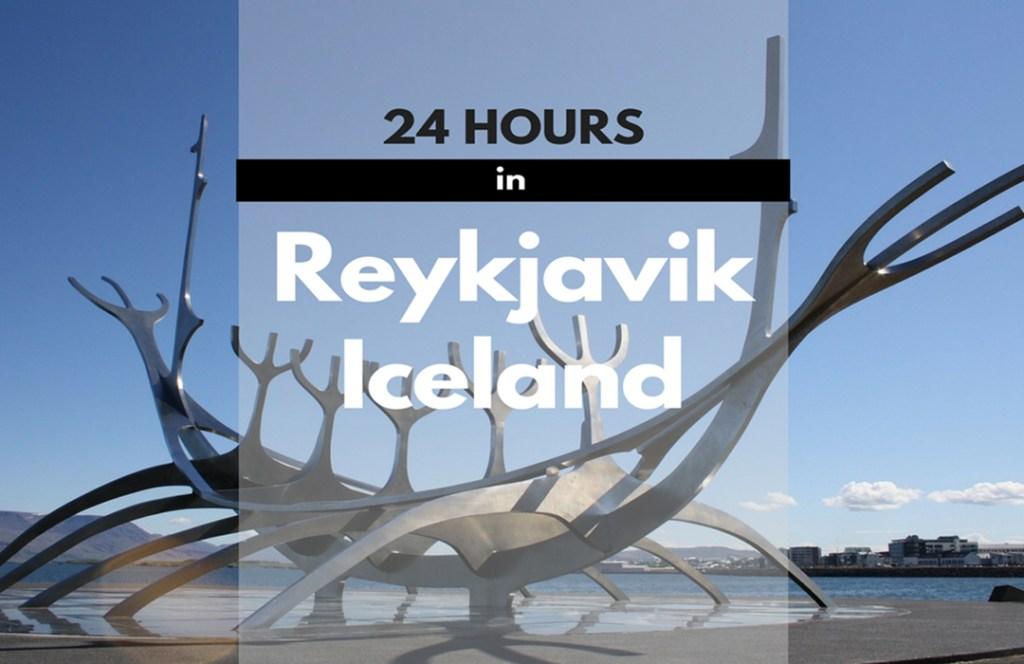 Reykjavik Iceland Header