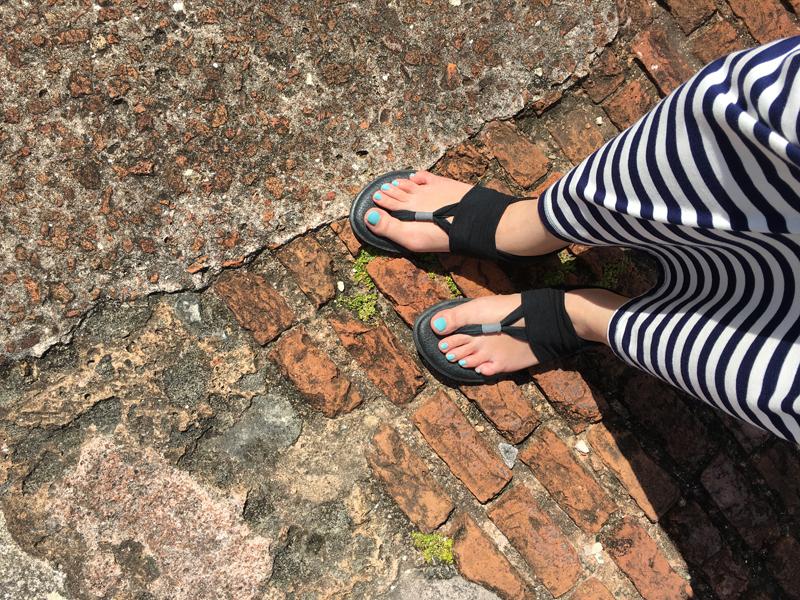 3e728149503c9e Sanuk Sandal Review Yoga Sling 2