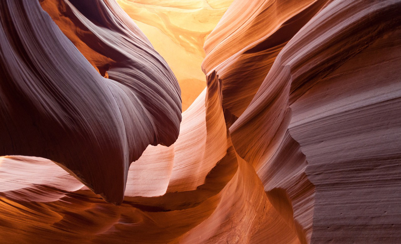 Guide to Antelope Canyon Wave Patterns