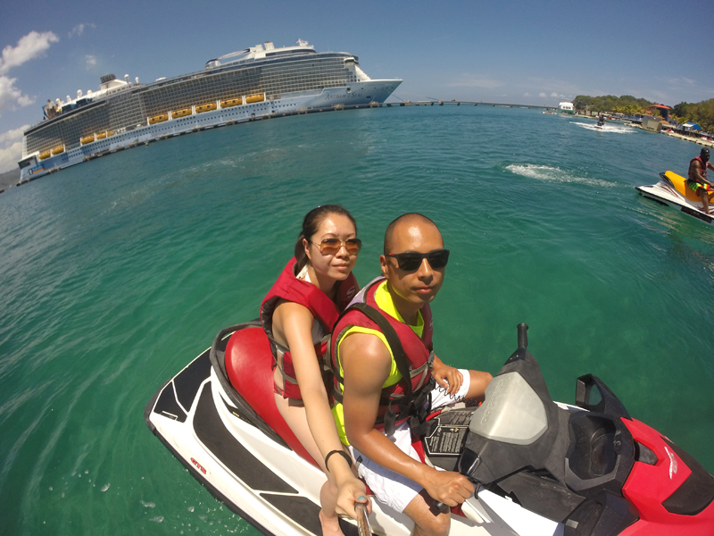 Labadee Cruise Port WaveRunner