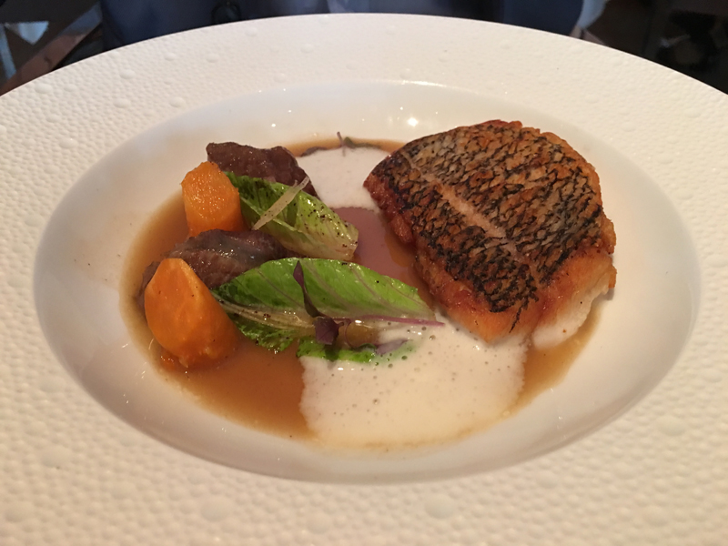 Black Bass Surf and Turf