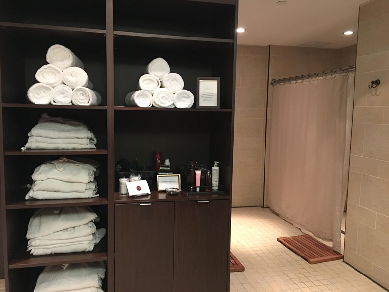 Miraj Hammam Spa Change Room