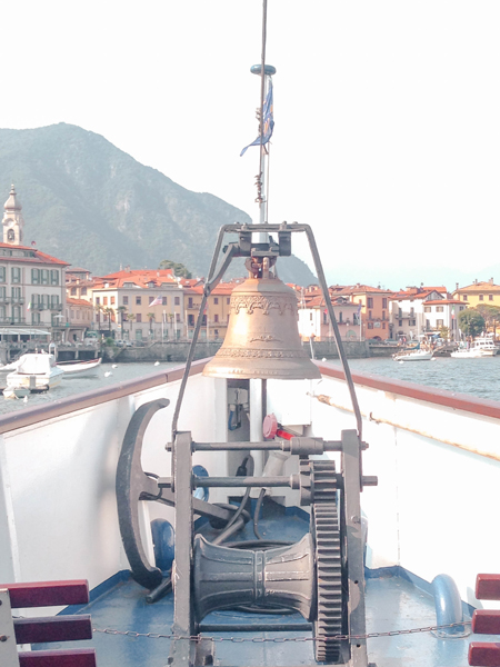 Trip to Lake Como Ferry