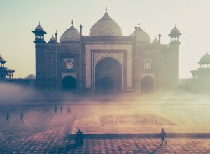 The Time I Traveled Sick in India