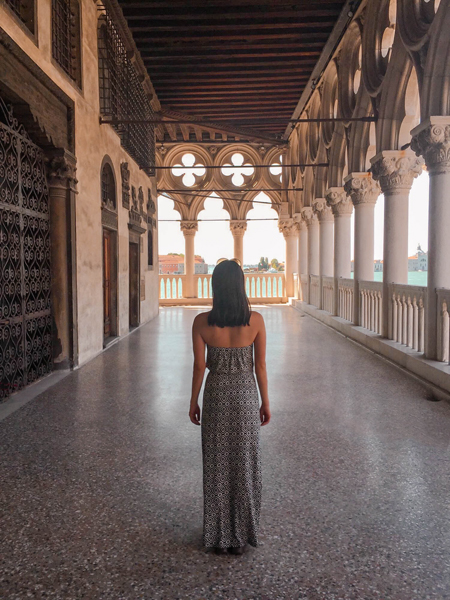 Exploring Venice Photo Diary Doges Palace