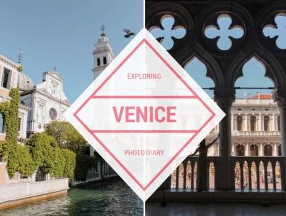 Exploring Venice Photo Diary