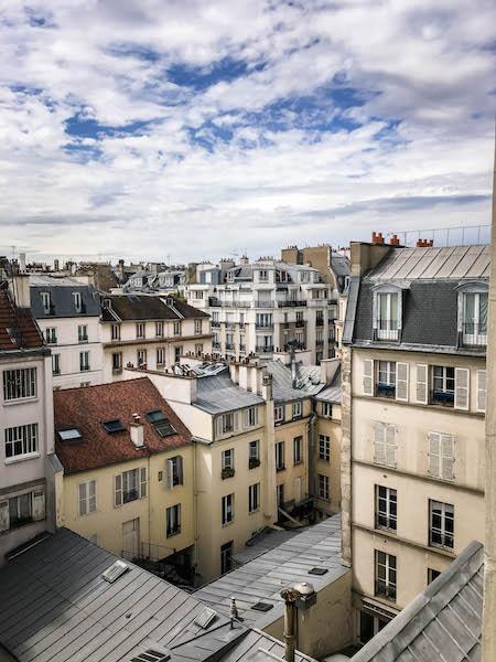 Hôtel Gabriel Paris View