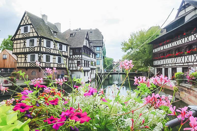 Vibrant Palette of Alsace_Petite France