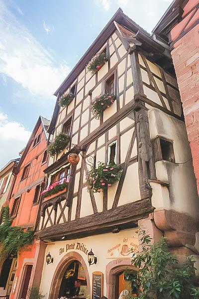 Vibrant Palette of Alsace_Riquewihr Nail Makers House
