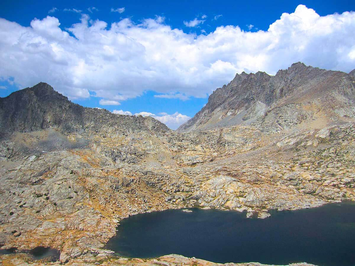 Southern Sierra High Route - an alternative to the JMT - Adventure Alan