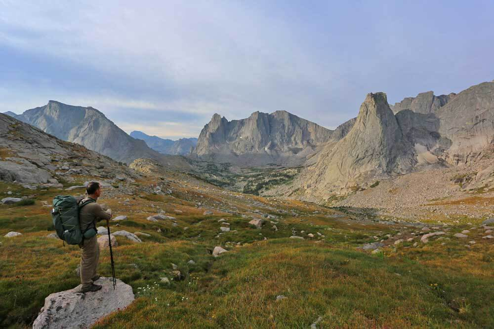 Wind River High Route - A Guide - Adventure Alan