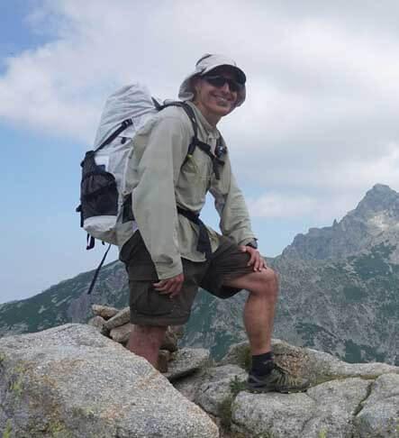 Lightweight And Ultralight Backpacking Adventure Alan