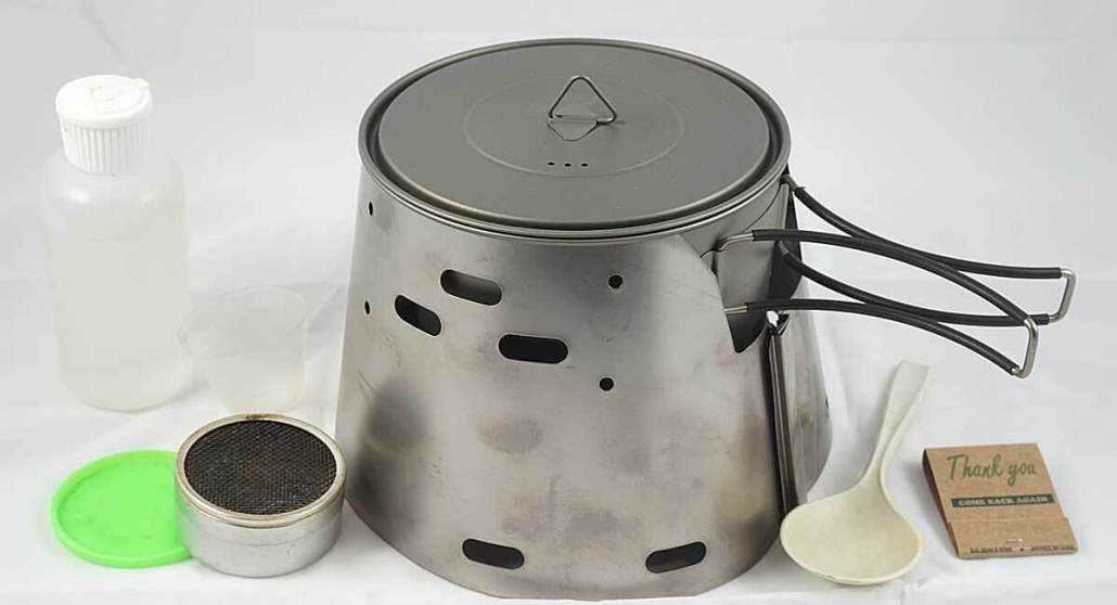 Best Backpacking Stove System - Trail Designs Caldera vs