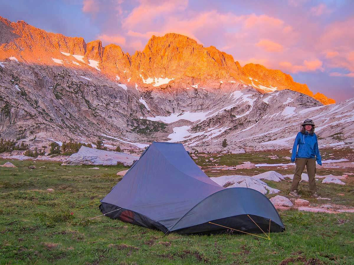 Two Great Lightweight Backpacking Gear Lists