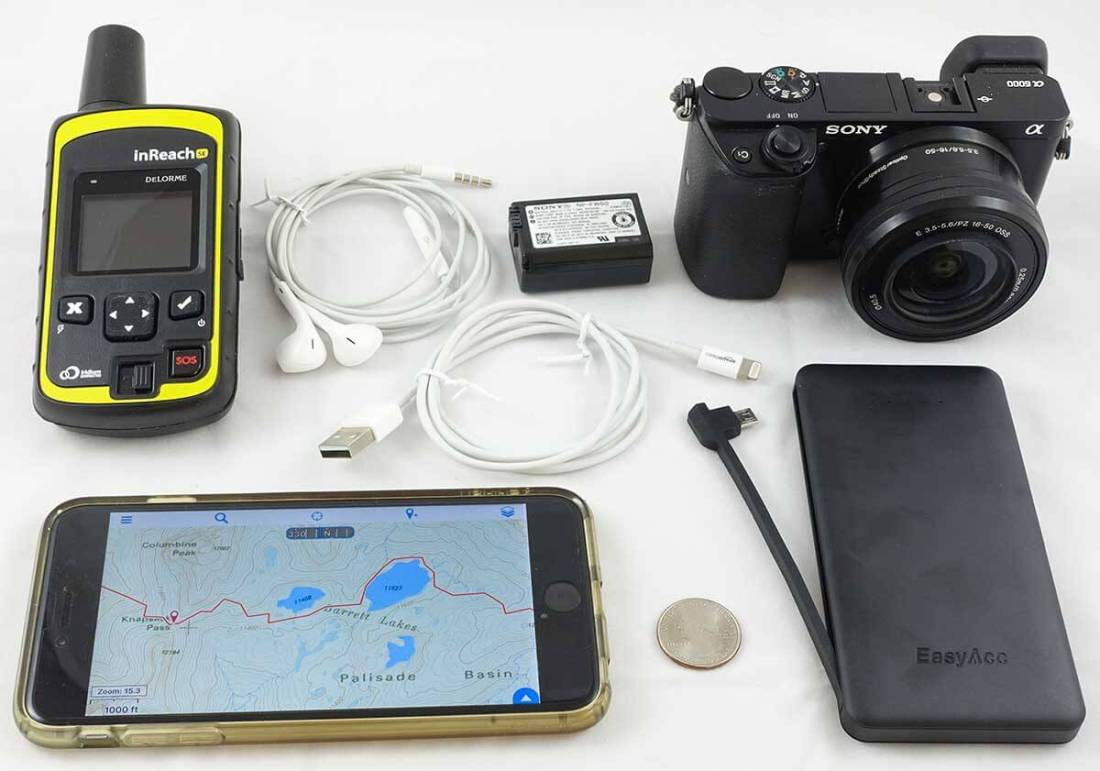Best Lightweight Backpacking Electronics Gear
