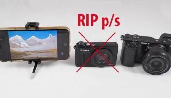 Lightweight Backpacking Camera Selection 101 - Adventure Alan