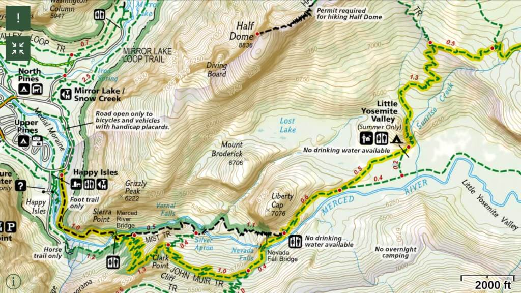New GAIA GPS Hiking App