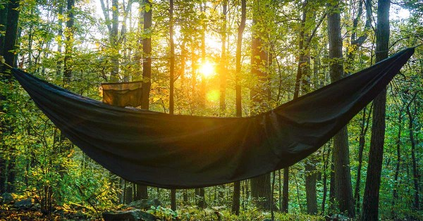 Hammock Camping is Fantastic