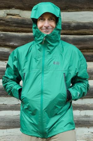 41ae10f0426a The 12 oz REI Co-op Rhyolite with its 3-layer eVENT fabric is durable AND  Light. At half the price of competitor s jackets