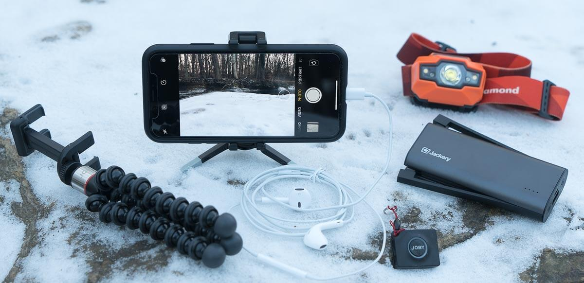 10 hacks and accessories for better smartphone hiking